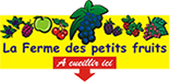 La Ferme des Petits Fruits : vente et cueillette près d'Angers, Maine-et-Loire